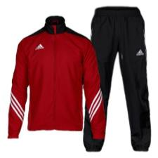 ADIDAS SERE14 PRE SUIT RED